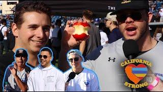 Jomboy & Jake Cover The California Strong Softball Game