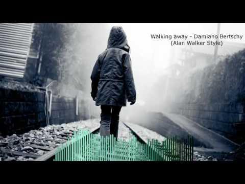 Walking Away Damiano Bertschy Alan Walker Style Official