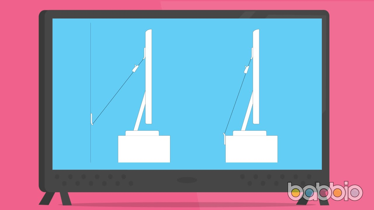 Babbio Anti Tip Straps Installation Video