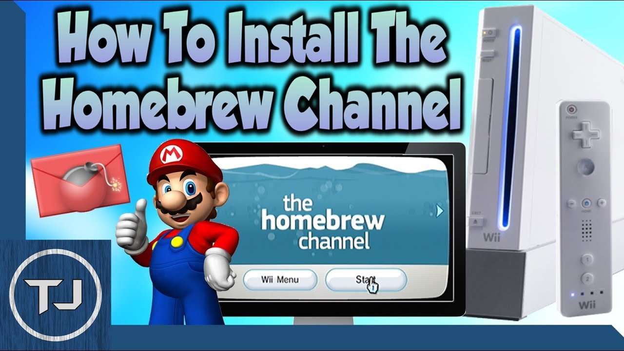 How To Homebrew Any Nintendo Wii (Latest Version 4 3)