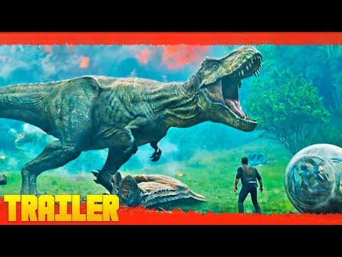 Download Youtube: Jurassic World 2: El reino caído (2018) Tráiler Oficial Español