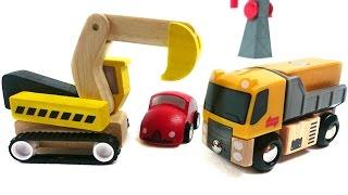 Песни для детей. Видео про машинки и правила дорожного движения.