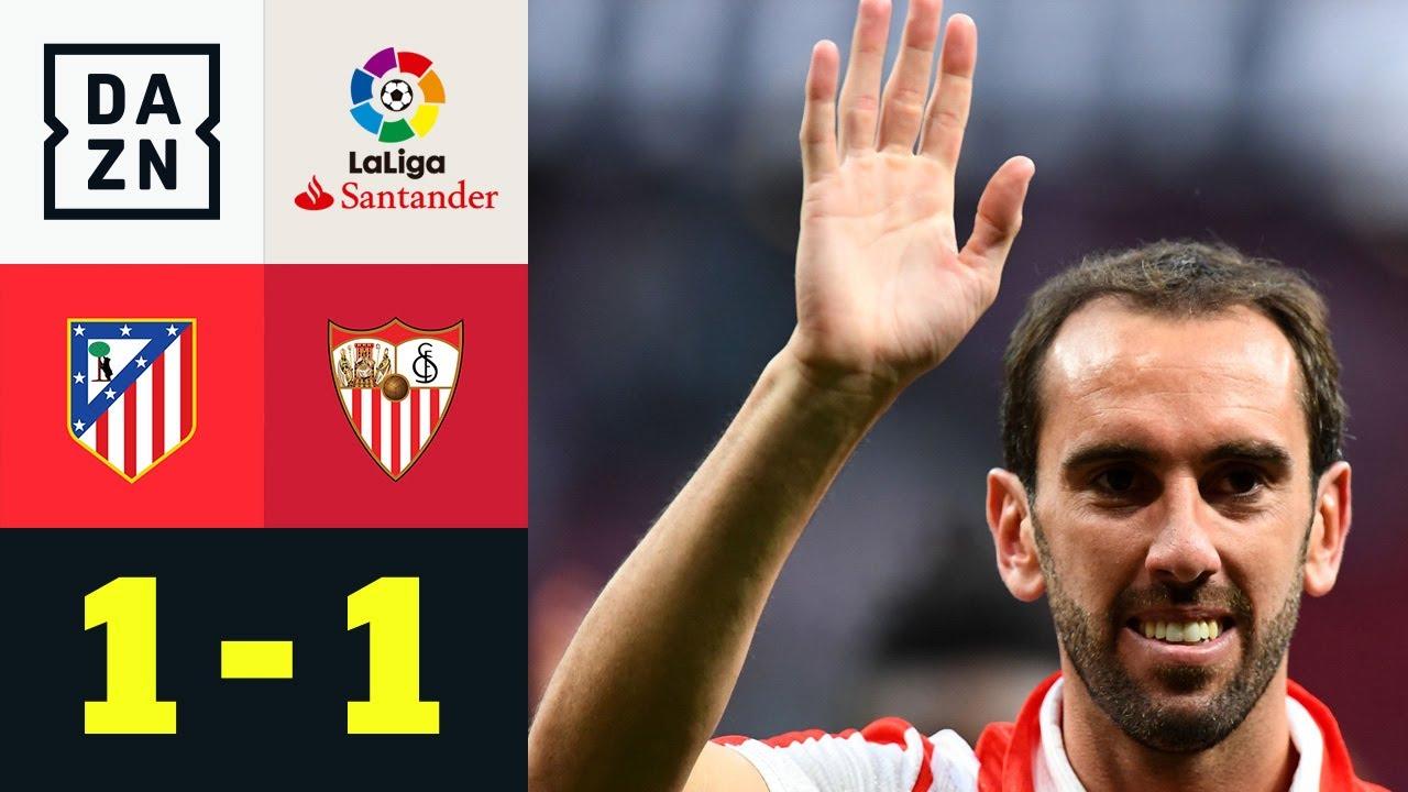 Spieler Von Atletico Madrid