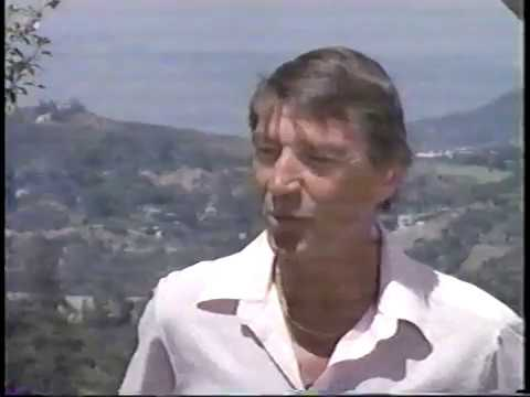 MICKEY HARGITAY talks about Jayne Mansfield, 1988. - YouTube