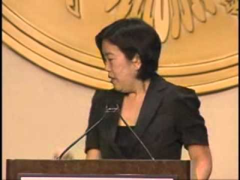 Excellence in Action 2009 - Michelle Rhee: Defeating the Status Quo: Big Reforms Yield Big Results