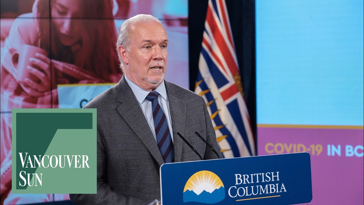 Horgan reacts to past weekend of gang violence | Vancouver Sun