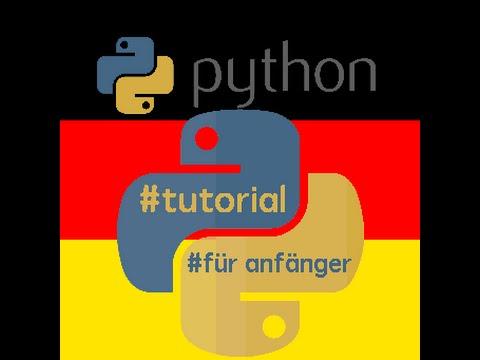 Programmieren Lernen, Python Tutorial #10: Funktionen