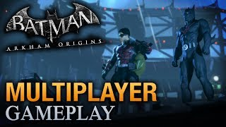Batman: Arkham Origins - Multiplayer Gameplay #13