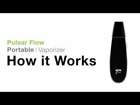 Pulsar Flow Vaporizer Tutorial – TVAPE