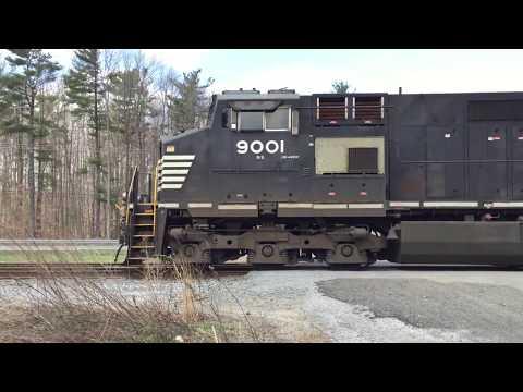 April 2018 Railfanning - Delaware