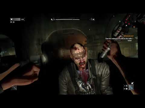 Dying Light_Walkthrough Part 22 GamePlay /BROADCAST Enter the Sewers |