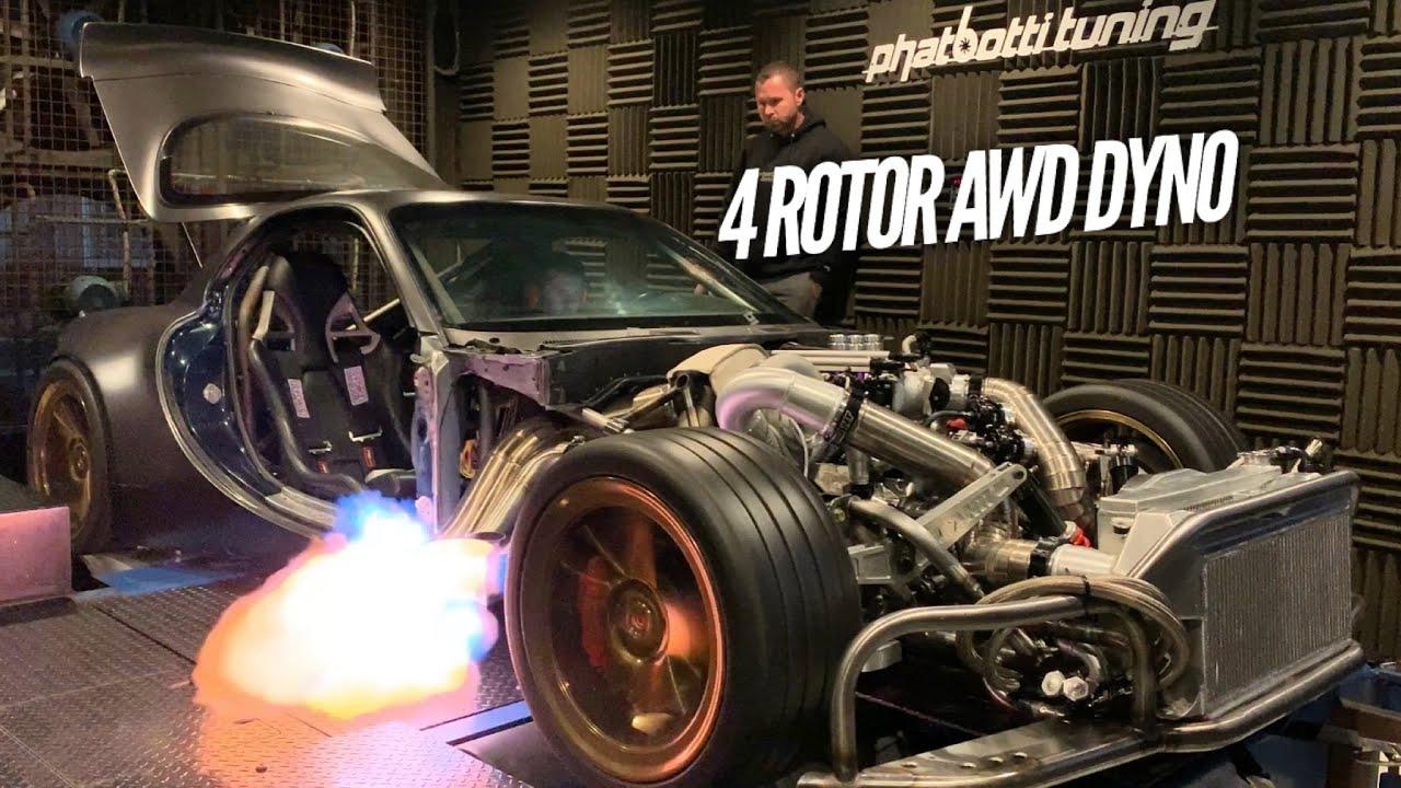 Awd 4 Rotor Rx7