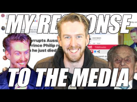 My Response To The Media.