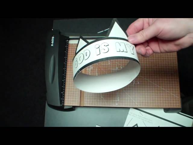 Kids Paper Crown Craft And Printable Templates Ministry To Children