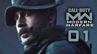 Call Of Duty Modern Warfare PL E01 PRICE Powraca!