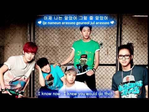 B1A4 What's Going On [Eng Sub + Romanization + Hangul] HD