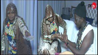 Madial pour le Magal : Amine Poté donne une enveloppe de 500mille