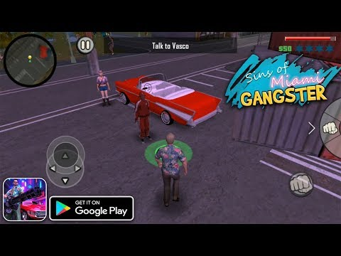 Sins Of Miami Gangster Android Gameplay