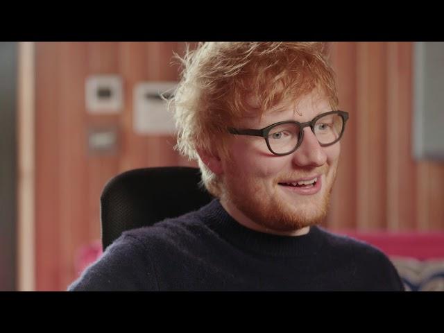 Ed Sheeran - South of the Border (feat. Camila Cabello & Cardi B) [Charlamagne Tha God Interview]
