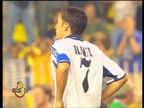 Real Madrid 1 - 2 Galatasaray (UEFA Super Cup Final 2000)