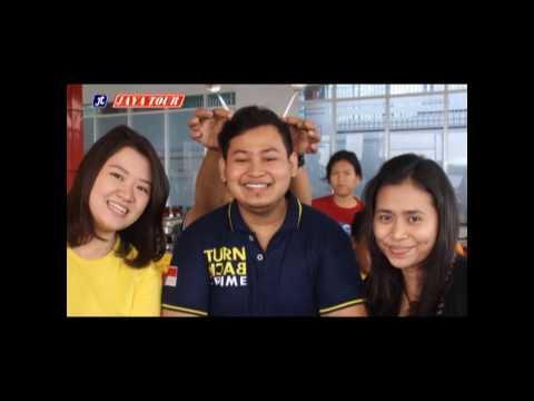 JAYATOUR bersama Radio Agape FM Semarang tour ke Malang