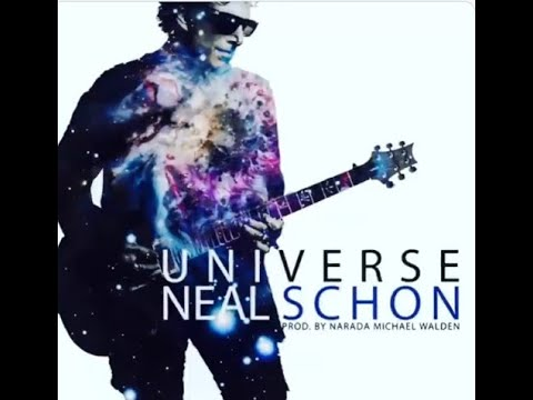 "JOURNEY guitarist Neal Schon new album ""Universe"" out in Dec 2020..!"