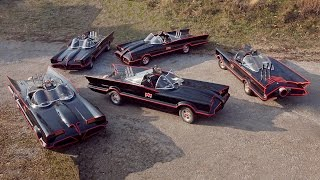 Garage Makes Twenty-Two 1966 Batmobiles For The Rich And Famous