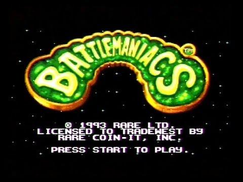 Battletoads In Battlemaniacs SNES Gameplay Super Nintendo