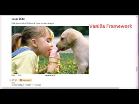 Vanilla Framework