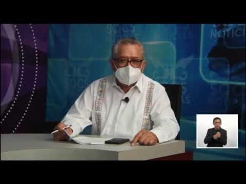 CARLOS JOAQUIN ¡CONTIGO! El Gobernador del Estado de Quintana Roo