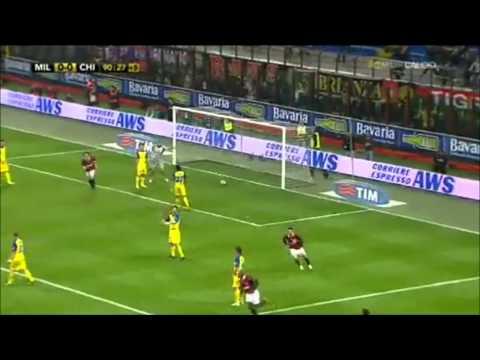 ACMilan: alcuni dei più bei gol di CLARENCE SEEDORF!! hd