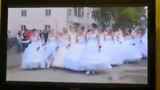 репортаж с Парада Невест Кушва 2015