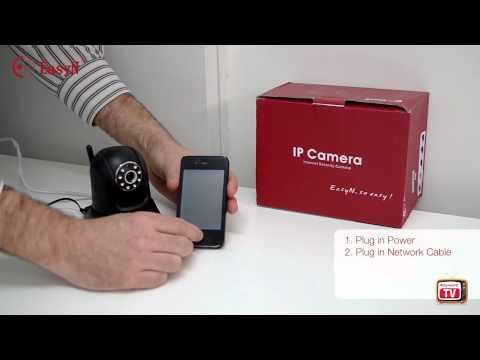 EasyN Wireless IP Camera