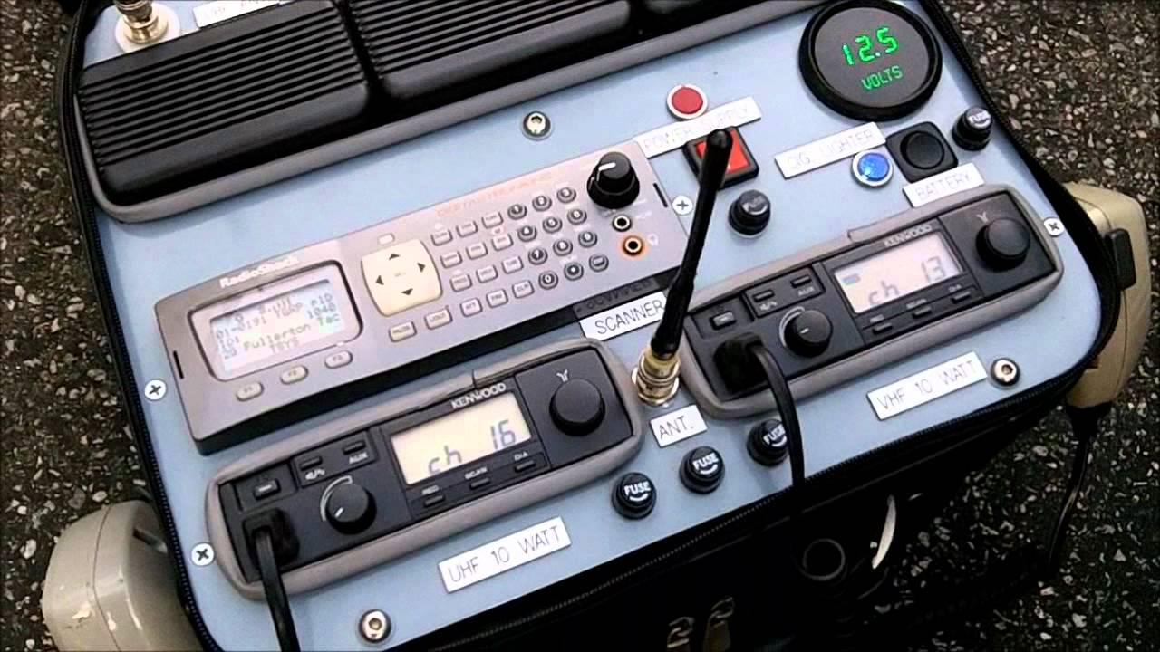Radio sell mobile amateur
