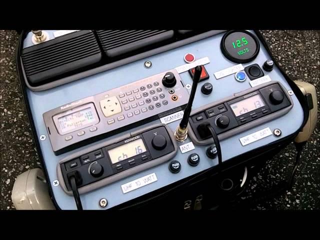 Mobile Communications Center - Go Box