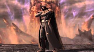 Soul Calibur IV Story Mode Darth Vader