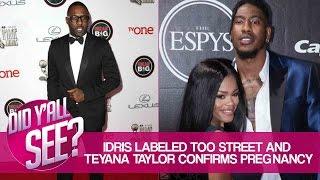 "Is Idris Elba ""Too Street"" or ""Too Black"" To Play James Bond?"