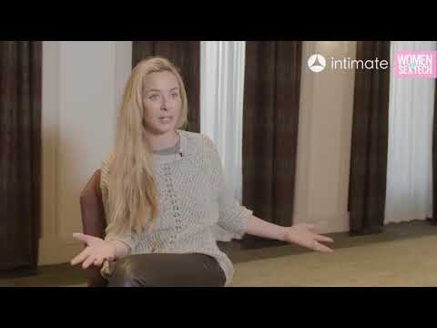 Future of Sex Founder Bryony Cole explains sextech potential with Intimate.Io