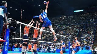 10 The Most Powerful Volleyball Spikes