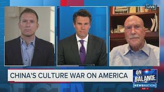On Balance: China's culture war on America