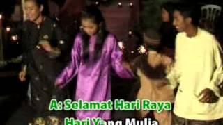 Anak Gemilang - Pakaian Budaya Di Aidilfitri [Official Music Video]