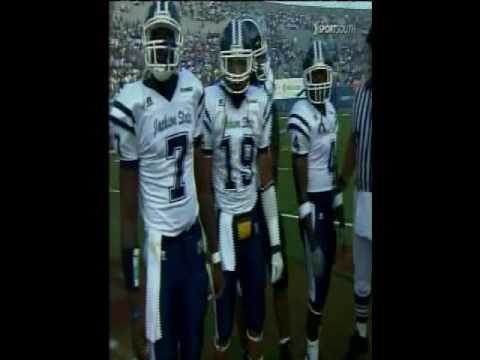 2008 19th Annual Southern Hertiage Classic Jackson State vs Tennessee State