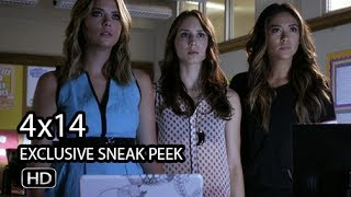 "Pretty Little Liars 4x14 [HD] EXCLUSIVE Sneak Peek - ""Who's in the Box"" - Airs: January 7th, 2014"