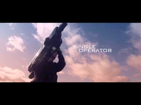 SkyWall100 |  World's first DRONE capturing gun