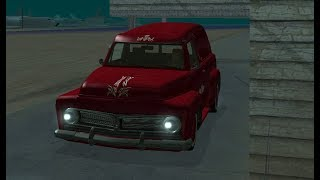 GTA San Andreas [PC] (Lost Slamvan Mod) [1440p]
