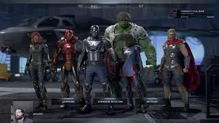 False Finish Gaming  I Marvel's Avenger I Assemble!!!