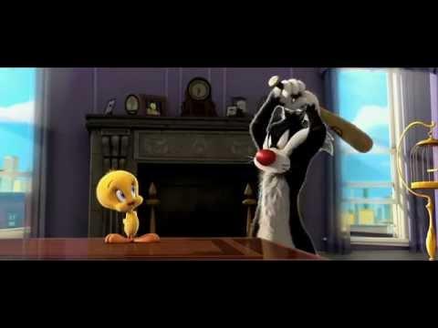I Tawt I Taw A Putty Tat - CGI 3D Animation Preview (2011)