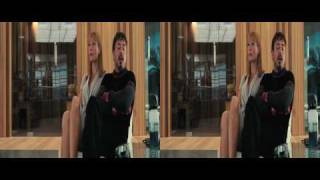 IRON MAN 2 - Assistant Clip in 3D