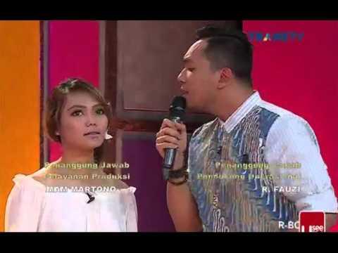 RUMPI NO SECRET - Fakhrul Razi Nyanyi untuk Rina Nose. Ya Iyalah...... Mp3