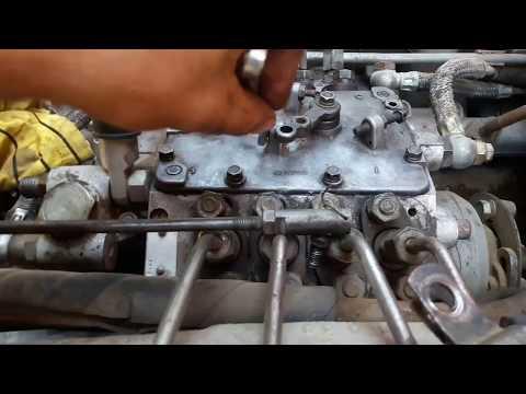 Как добавить топливо на тнвд камаз
